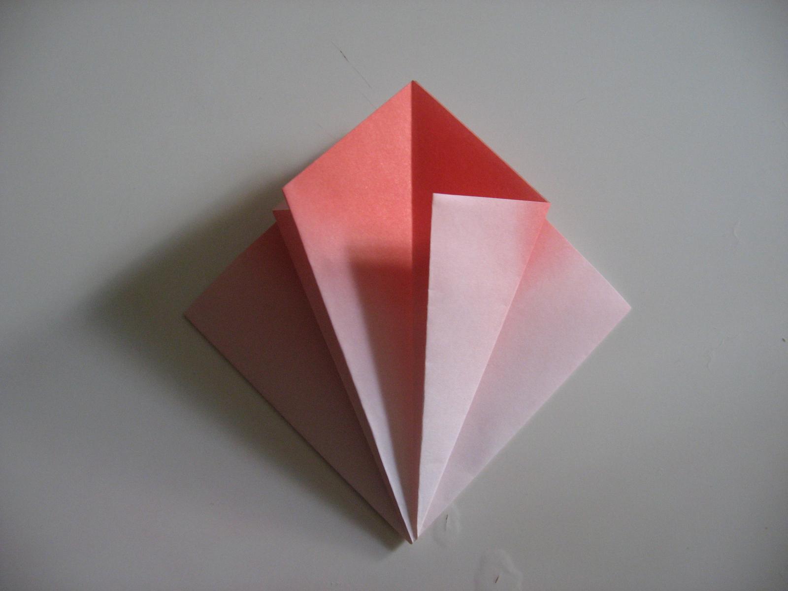 Origami Flower Tutorial Part I Koto