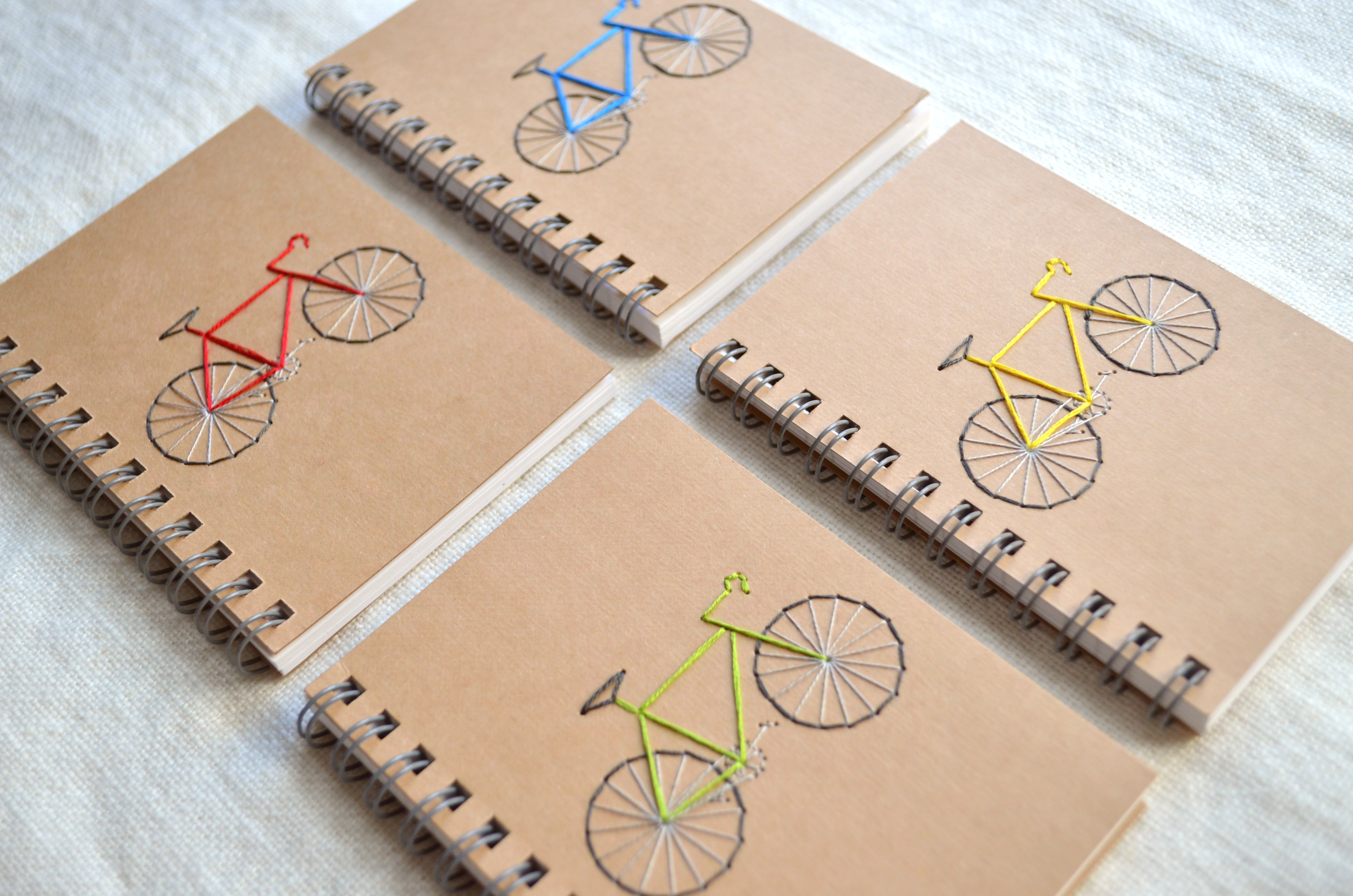 How To Make A Nice Book Cover : Notebooks koto