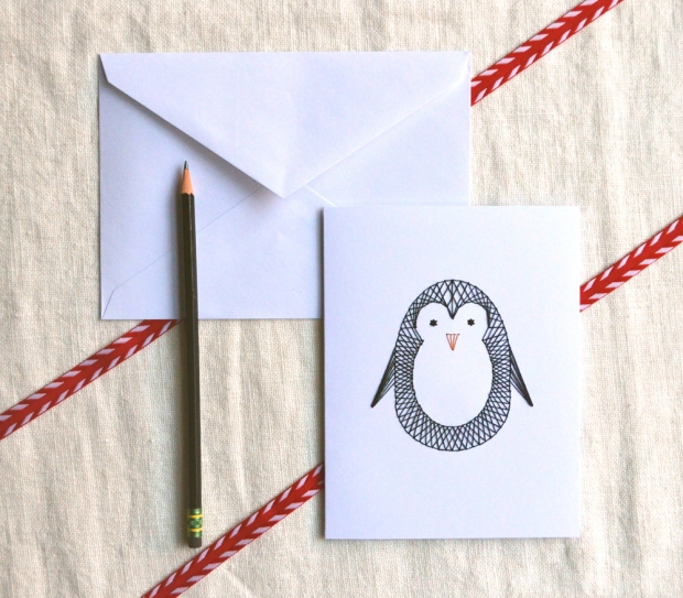embroidered-card-holiday-christmas-card-penguin-02