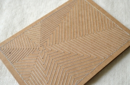Inset Stars Card