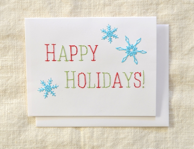 happy-holidays-typography-snowflakes-embroidered-card-01