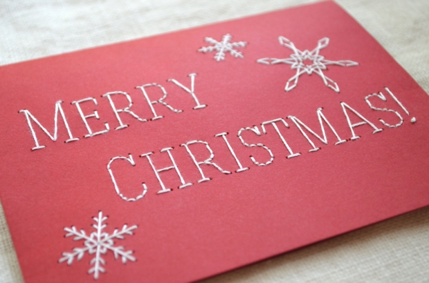 merry-christmas-typography-holiday-card-embroidered-snowflakes-red-03