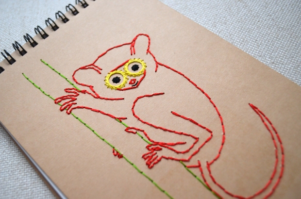 tarsier-embroidered-notebook-01