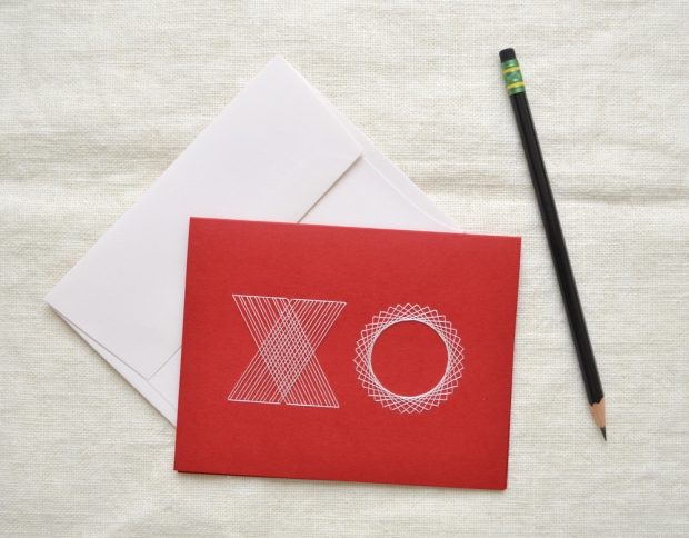 xo-hugs-and-kisses-white-red-valentine-geometric-embroidered-card-02
